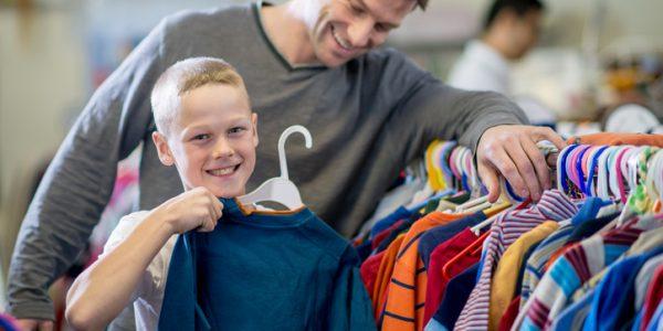 Er billige barneklær greit nok?